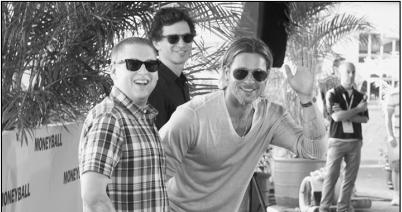 Brad Pitt promo Moneyball
