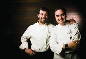Bruno Oteiza y Mikel Alonso @ Grand Velas Riviera Maya