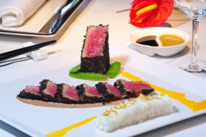 Gourmet experience at Riviera Maya