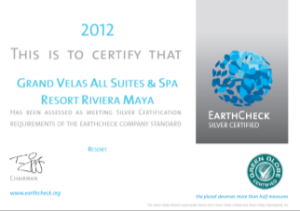 EarthCheck 2012