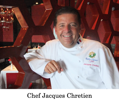Chef Jacques Chretien