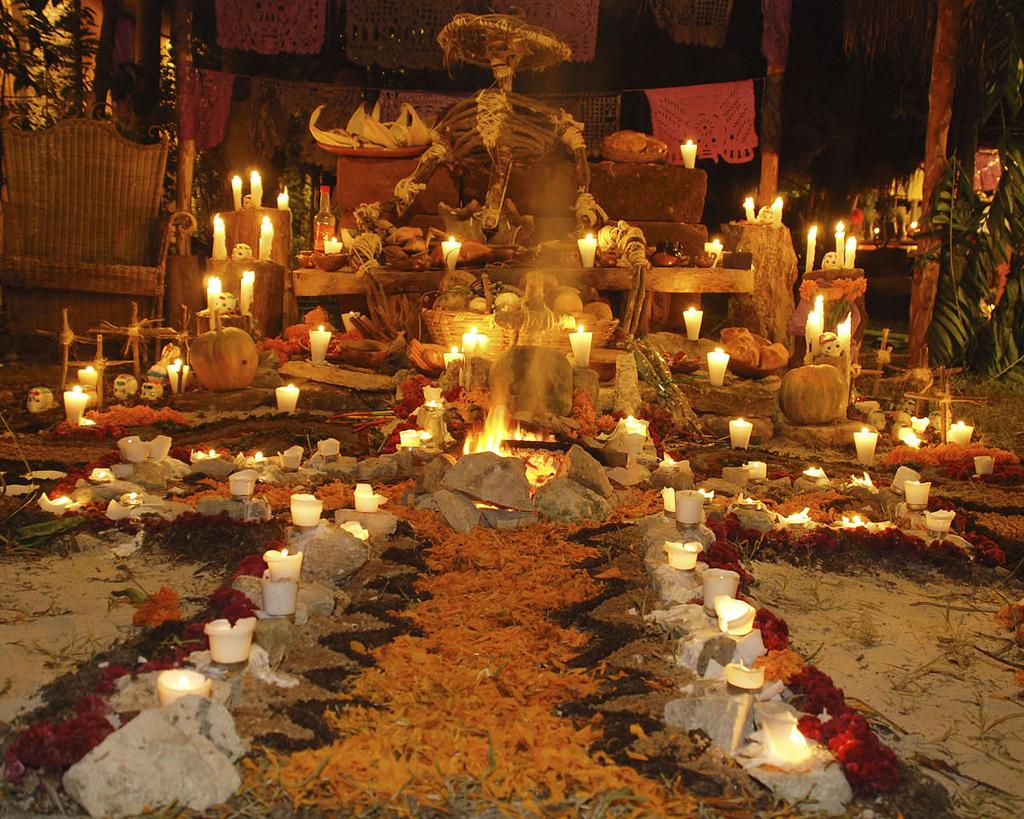 Festival de Vida y Muerte