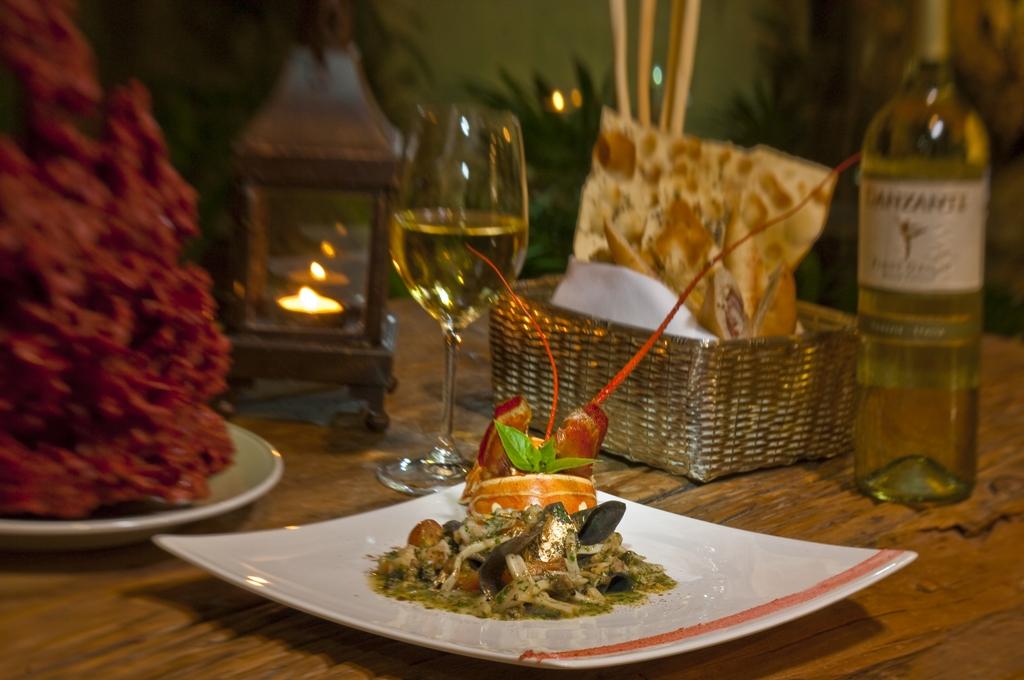Restaurante Lucca - Grand Velas Riviera Maya