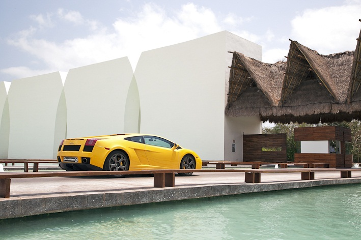 Grand Velas Luxury Dream Car