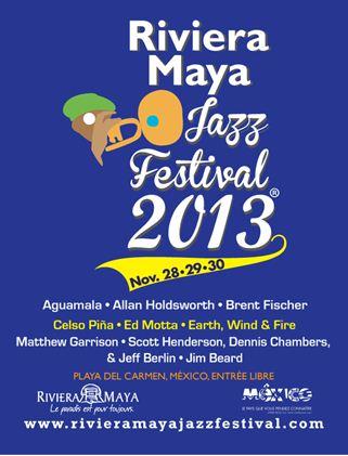 Festival de Jazz Riviera Maya