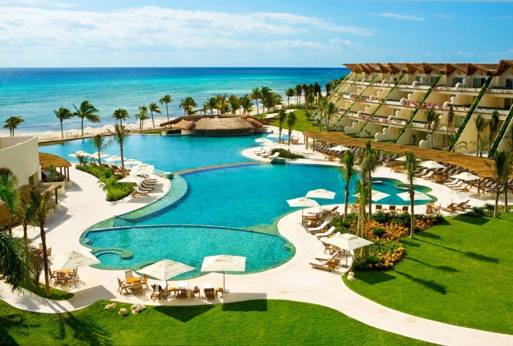 All Inclusive at Grand Velas Riviera Maya