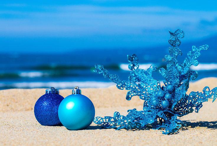 Sunny Christmas at Riviera Maya