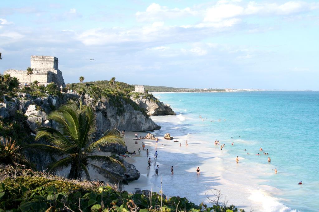 Tulum beach - Grand Velas Riviera Maya