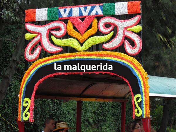 Xoximilco- Grand Velas RIviera Maya