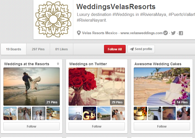 weddings- Grand Velas Riviera Maya