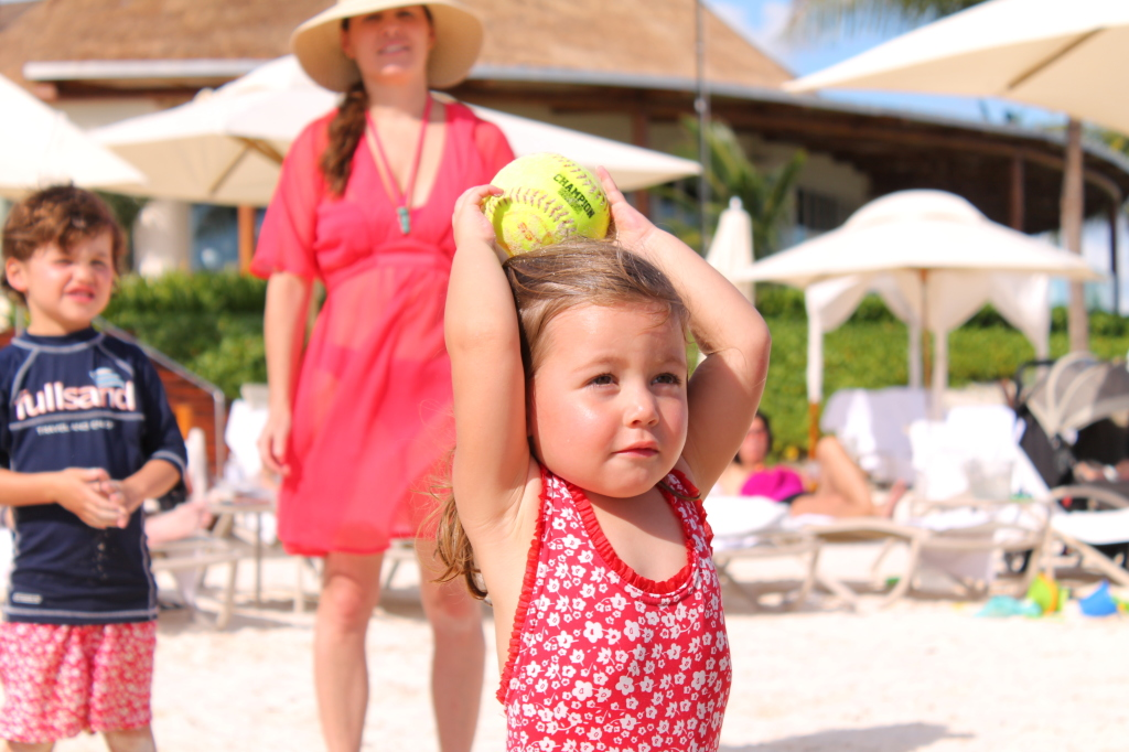 family- Grand Velas RIviera Maya
