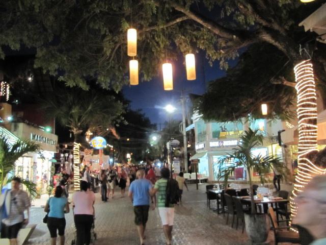 Quinta Avenida- Riviera Maya Travel Blog