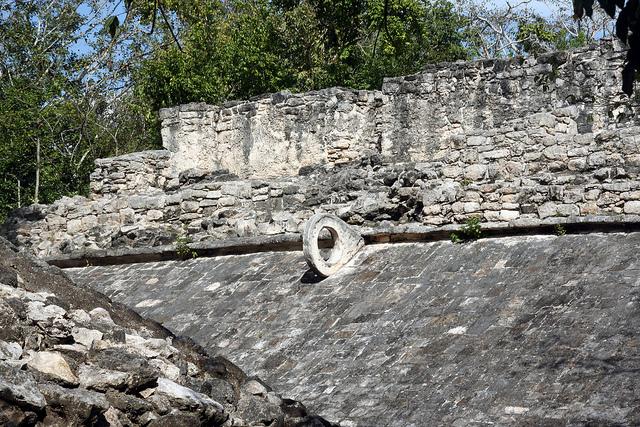 juego de pelota, coba- Riviera Maya Travel Blog