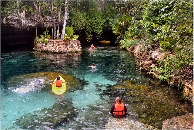 Cenotes- Riviera Maya Travel