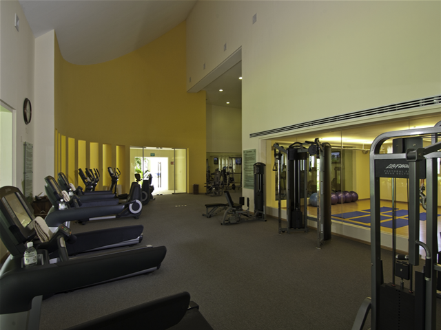 Gym - Riviera Maya Blog