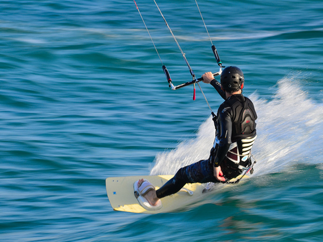 kitesurfing-beach-Riviera-Maya-travel-blog