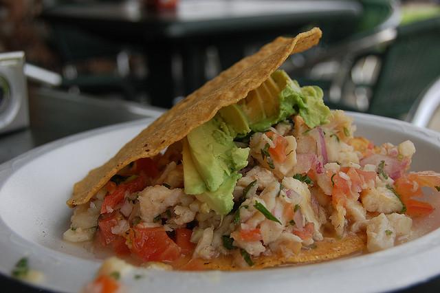 ceviche-riviera maya