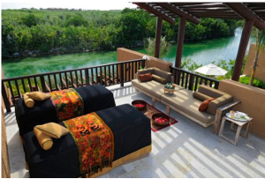 Banyan Tree Mayakoba Spa