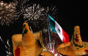Mexican Independence Day in Playa del Carmen is a Treat for Everyone