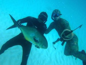 Playa del Carmen Spearfishing Puts You Face-to-Fin with Your Catch
