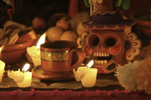 Riviera Maya Day of the Dead Celebrations at Xcaret Park