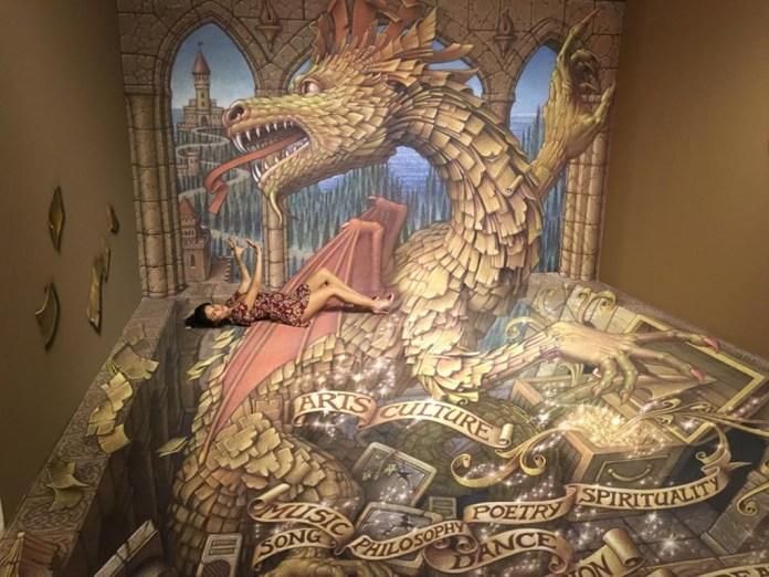museum 3D