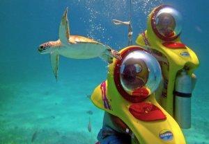 Breathing Observation Bubble, BOB Adventure en Riviera Maya