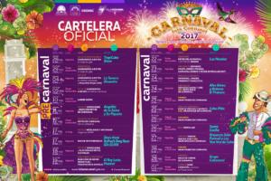 calendario Carnaval Cozumel 2017