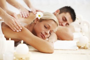 tratamiento para pareja en spa, Riviera Maya