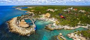 Xcaret Park in Riviera Maya
