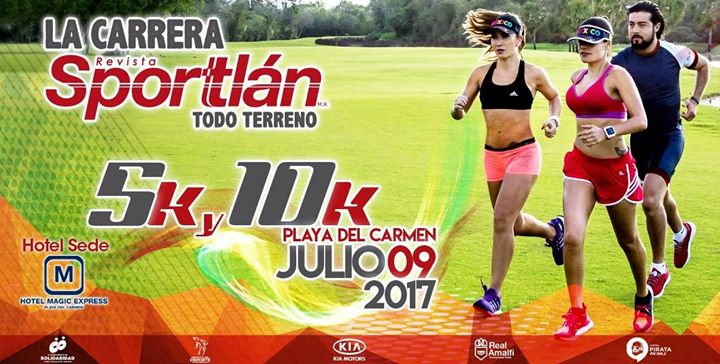 Carrera Sportlán 5K y 10K