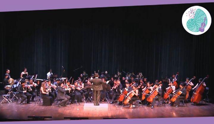 Concierto del 2o Festival de Orquestas Juveniles en el Caribe