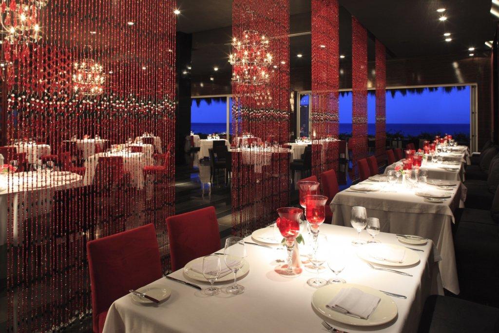 Restaurante Piaf en Grand Velas Riviera Maya