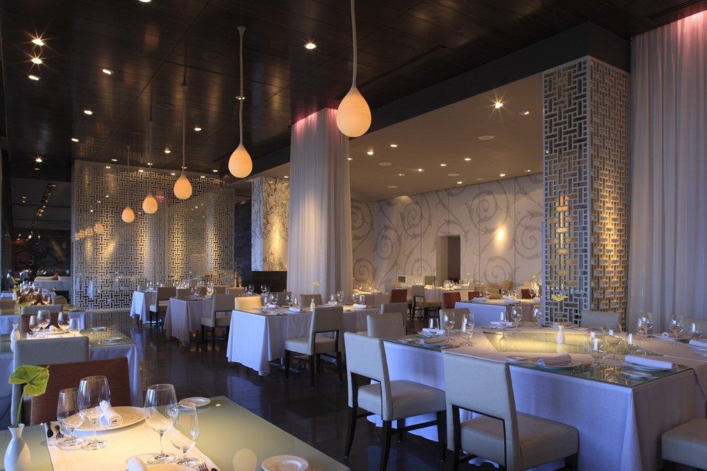 Restaurante de Grand Velas Riviera Maya: Cocina de Autor