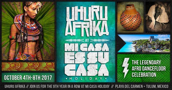 Uhuru Afrika