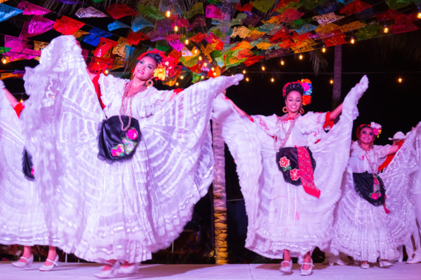 Baile regional mexicano