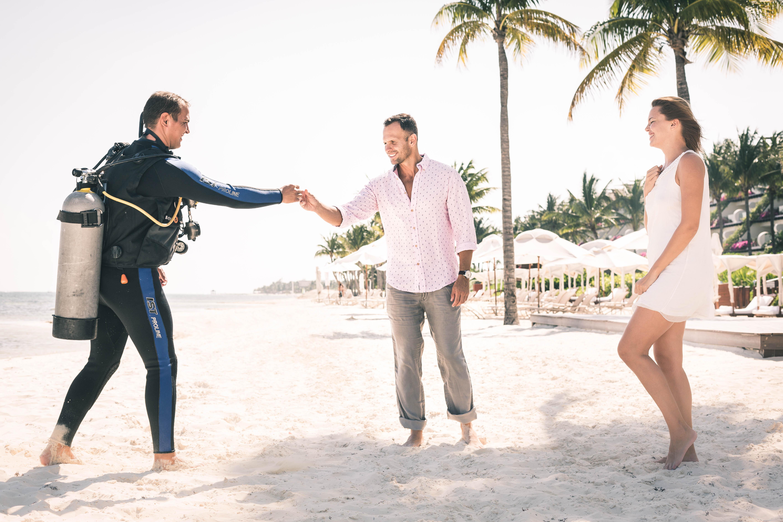 Propuesta de Matrimonio Hotel Grand Velas Riviera Maya