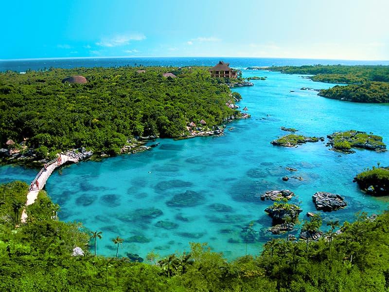 Xelha Riviera Maya Propuesta Romantica