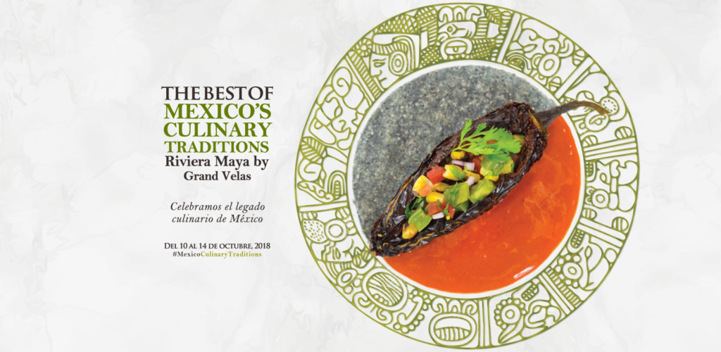 flyer the best of mexicos culinary traditions