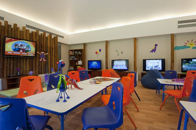 Kids CLub Grand Velas Riviera Maya