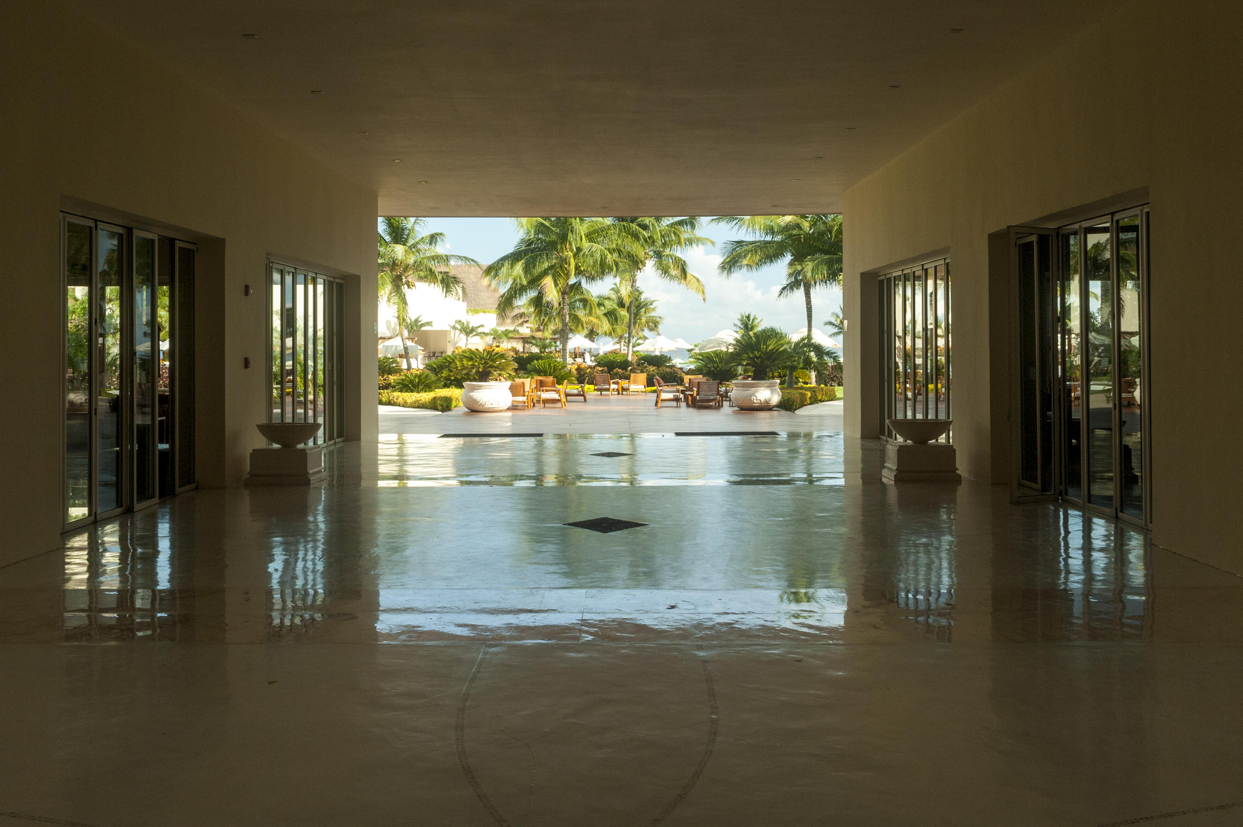 Lobby Ambassador Grand Velas Riviera Maya