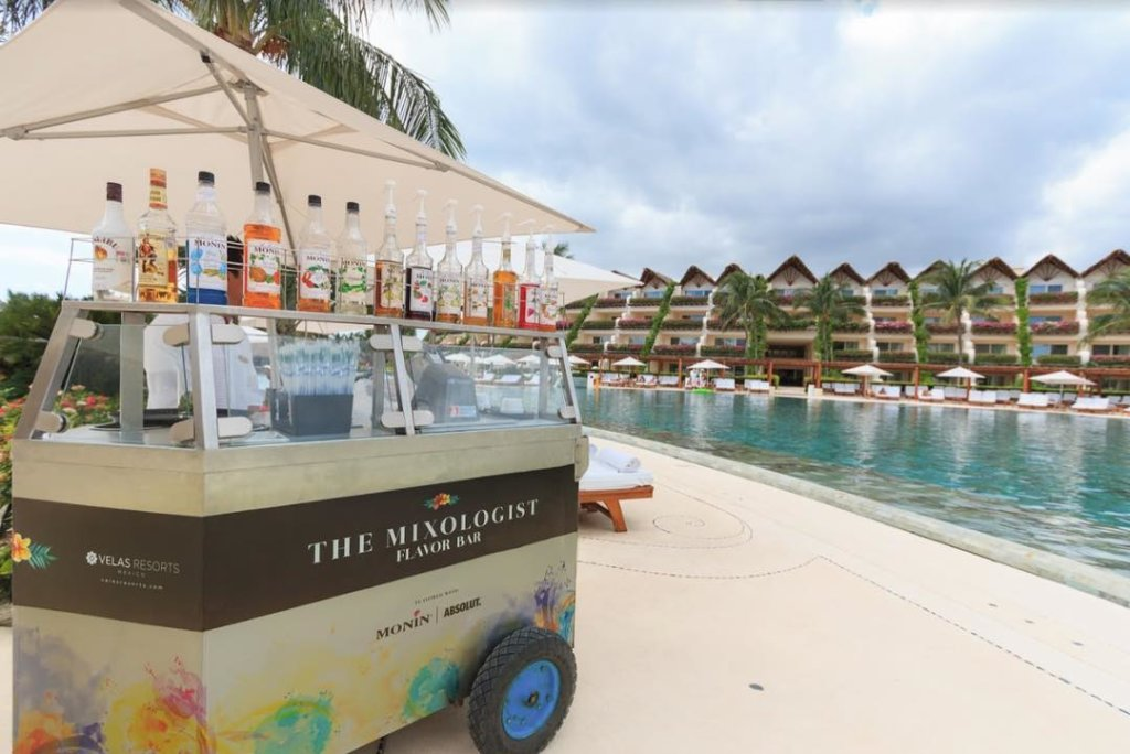 Mixology at Grand Velas Riviera Maya