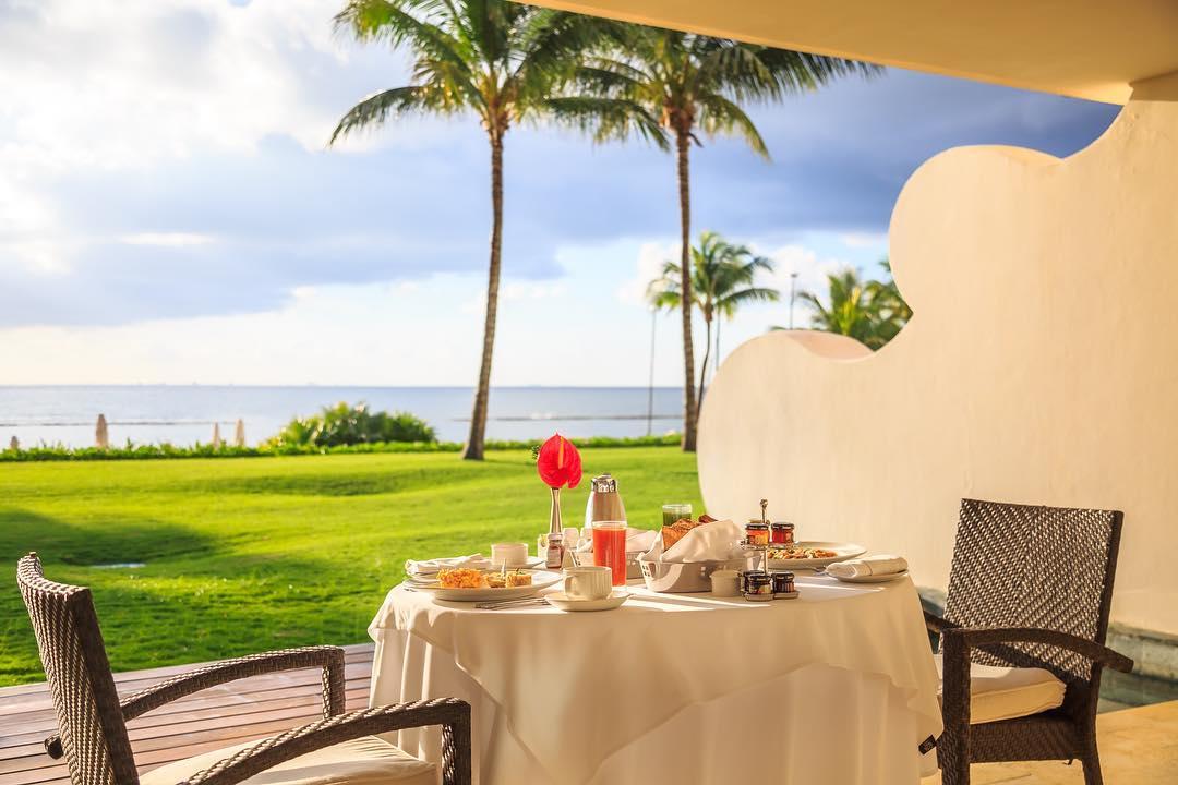Servicio a Suite Grand Velas Riviera Maya