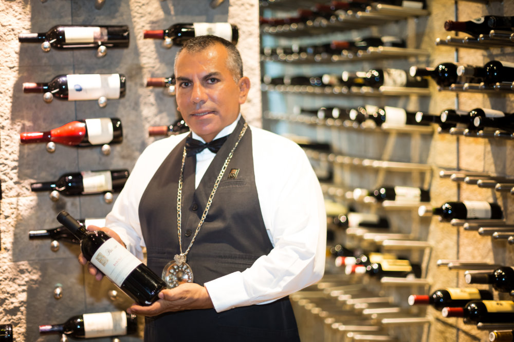 Eduardo Quiroga – Maître Sommelier