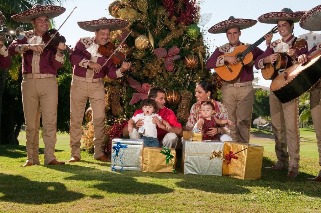 Navidad en Grand Velas Riviera Maya